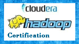 cloudera hadoop certification