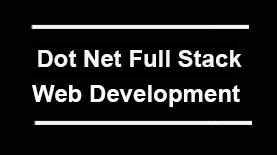 dot net fullstack training online pune