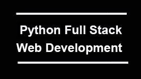 python fullstack training online Pune